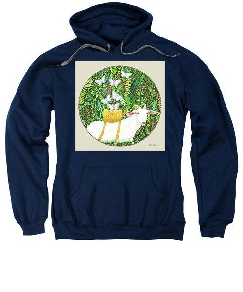 Scapegoat Button Sweatshirt