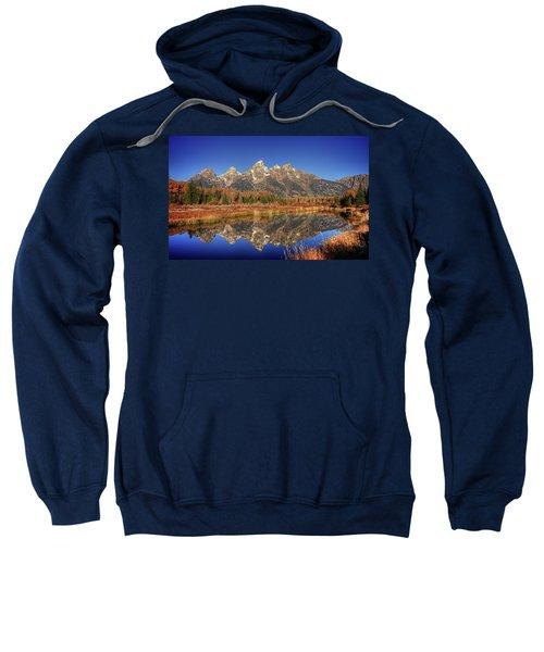 Schwabacher Landing Grand Teton National Park Sweatshirt