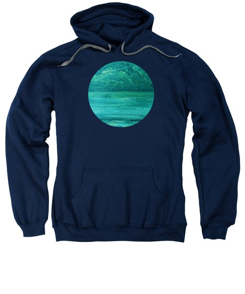 Sea Blue Sweatshirt