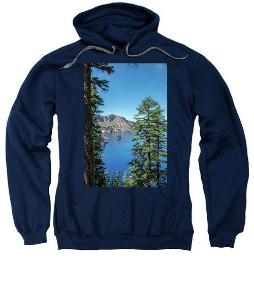 Serene Pines Sweatshirt