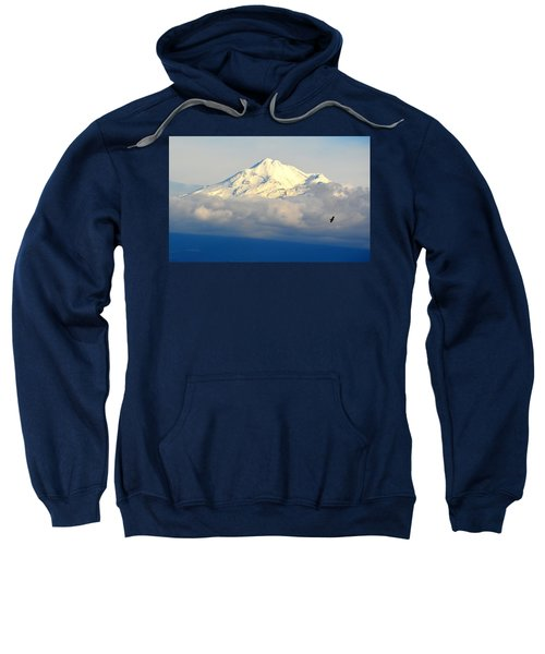 Shasta Near Sunset Sweatshirt