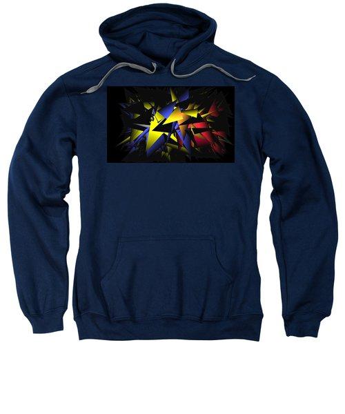 Shattering World Sweatshirt