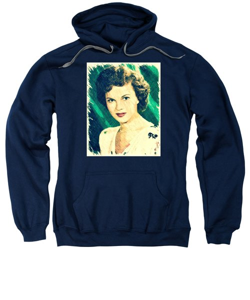 Shirley Temple By John Springfield Sweatshirt