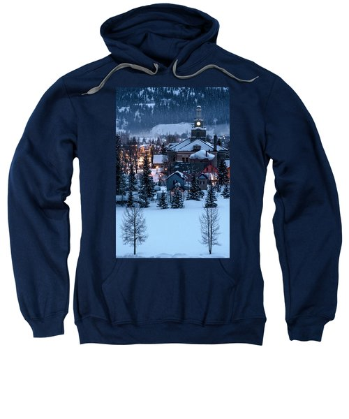 Silverton At Night Sweatshirt