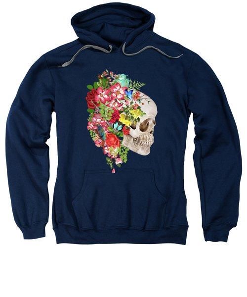 Skull Floral 2 Sweatshirt