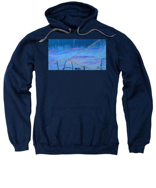 Sky Lights Sweatshirt
