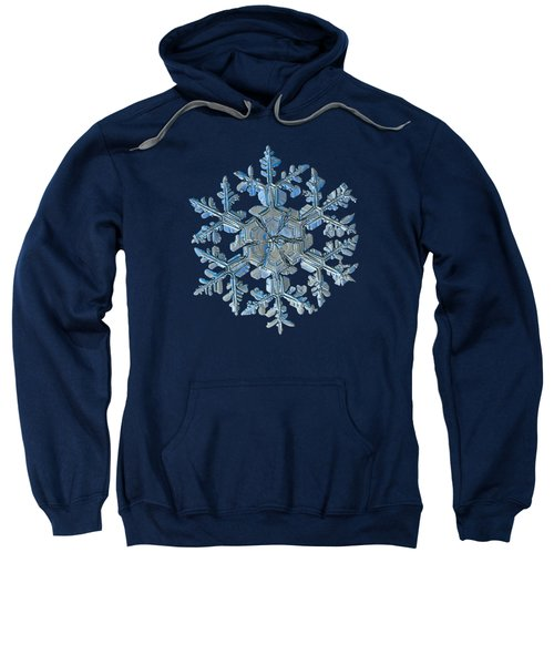 Snowflake Photo - Gardener's Dream Sweatshirt