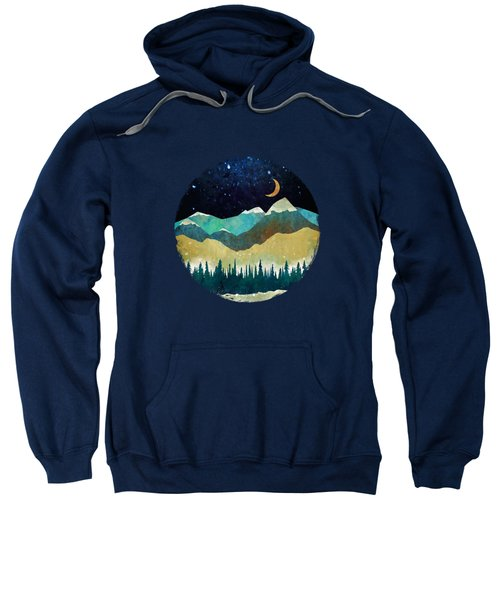 Snowy Night Sweatshirt