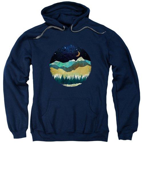 Snowy Night Sweatshirt