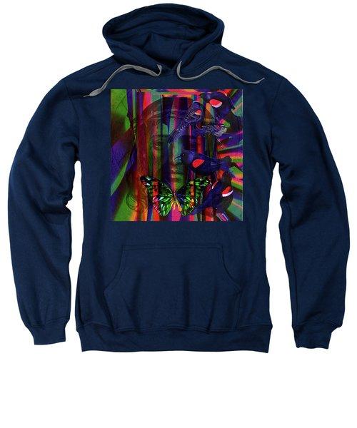 Solar Flight Wave Tribute Sweatshirt