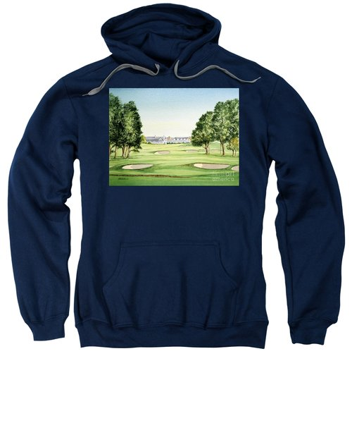 Southern Hills Golf Course 18th Hole Sweatshirt