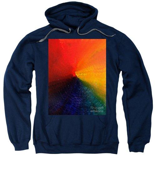 Spectral Spiral  Sweatshirt