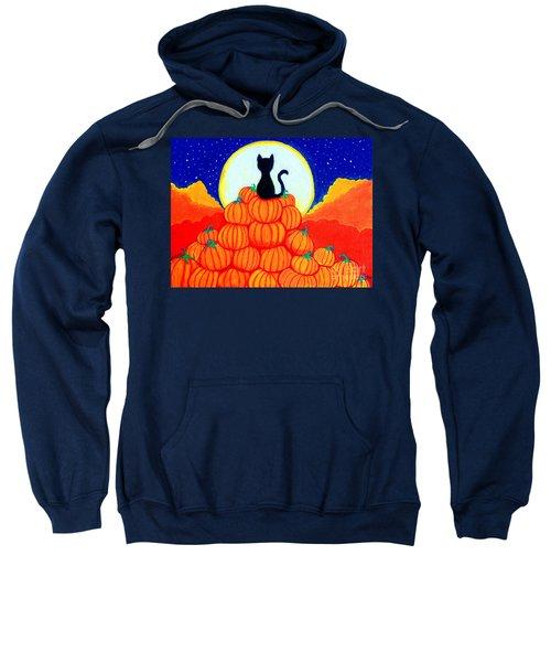Spooky The Pumpkin King Sweatshirt