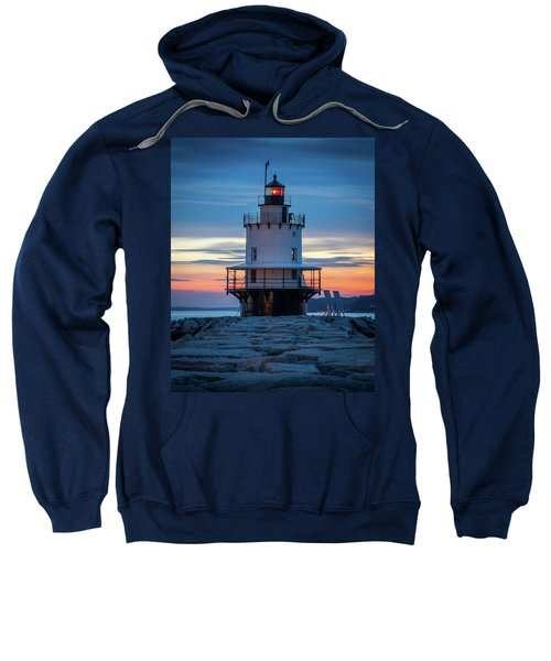 Spring Point Ledge Light Blue Hour II Sweatshirt