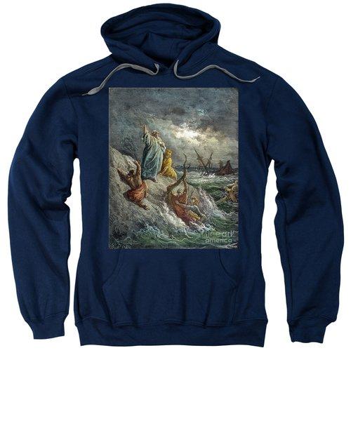 St. Paul Shipwreck Sweatshirt