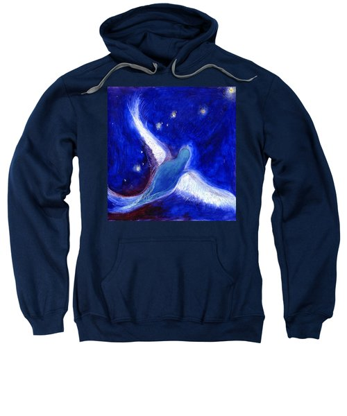 Star Bird Sweatshirt