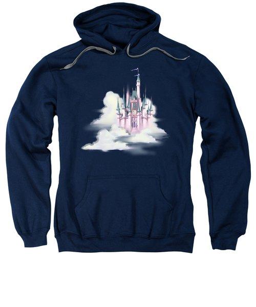 Star Castle In The Clouds Sweatshirt