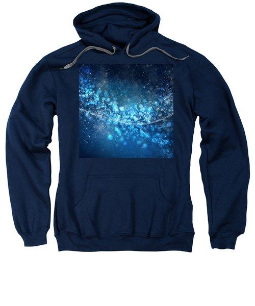 Stars And Bokeh Sweatshirt