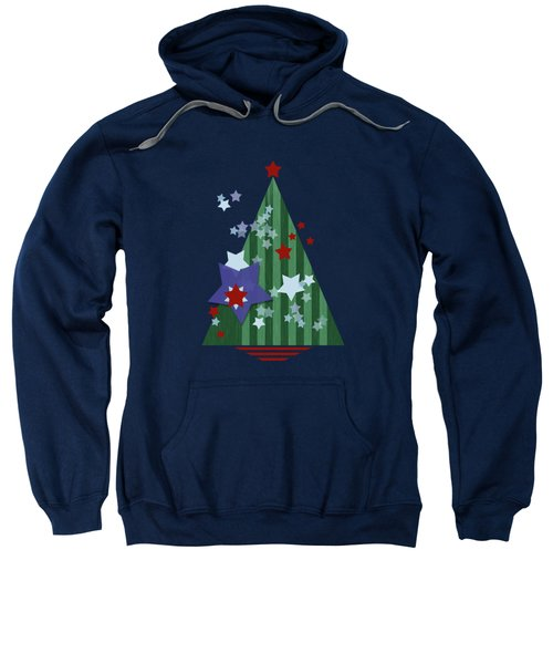 Stars And Stripes - Christmas Edition Sweatshirt
