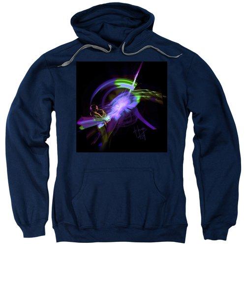 Starship Saxophone Sweatshirt