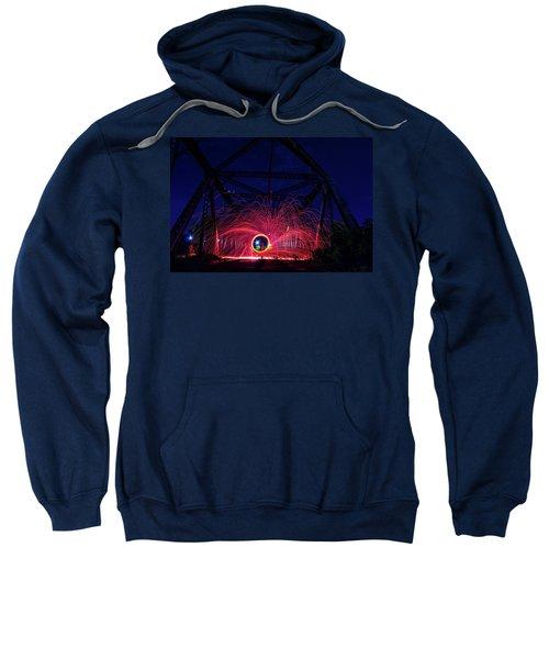Steel Wool Spinner Sweatshirt