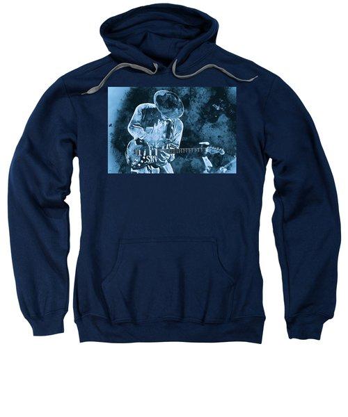 Stevie Ray Vaughan - 12 Sweatshirt