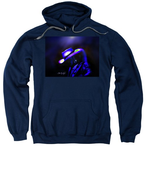 Stevie Ray Vaughan -  Superstition  Sweatshirt