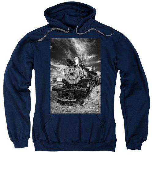 Still Smoking Sweatshirt