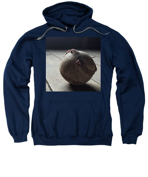 Baseball Still Life Sweatshirt