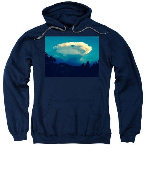 Storm Over Santa Fe Sweatshirt