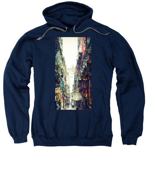 Streetscape 1 Sweatshirt