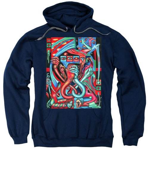 Striving For An Equilibrium Sweatshirt