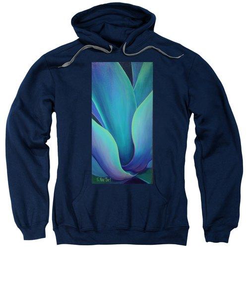 Succulent Embrace Sweatshirt