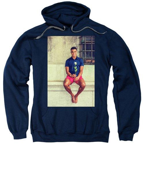 Summer In City Sweatshirt