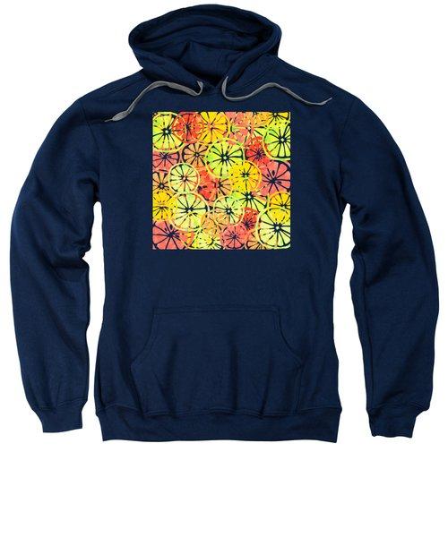 Summer Lemons Sweatshirt