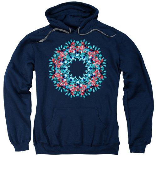Summer Wreath Sweatshirt