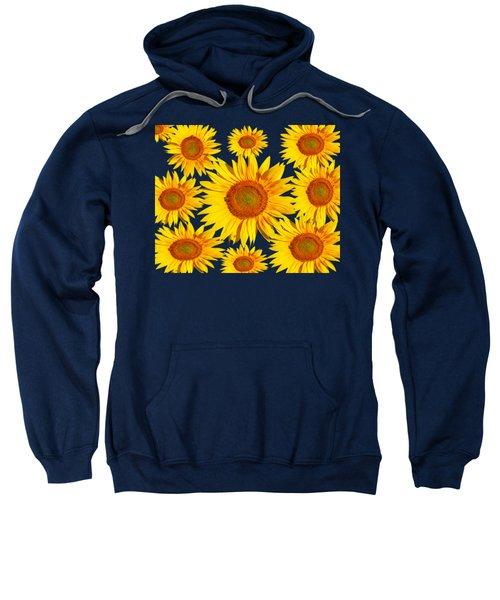 Sunflower Circle Sweatshirt