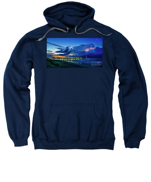 Sunrise Lightning Sweatshirt