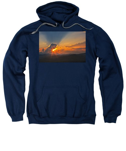Sunset - Close Another Day Sweatshirt