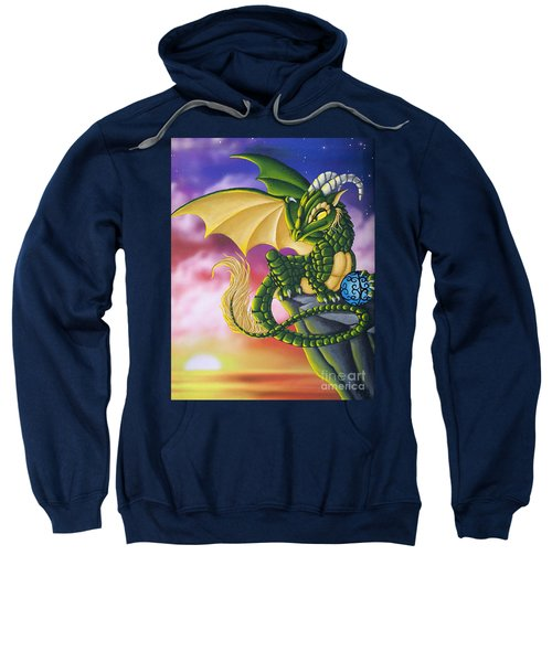Sunset Dragon Sweatshirt