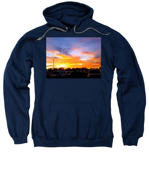 Sunset Forecast Sweatshirt