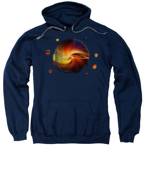 Sunset Swirl No.2 Sweatshirt