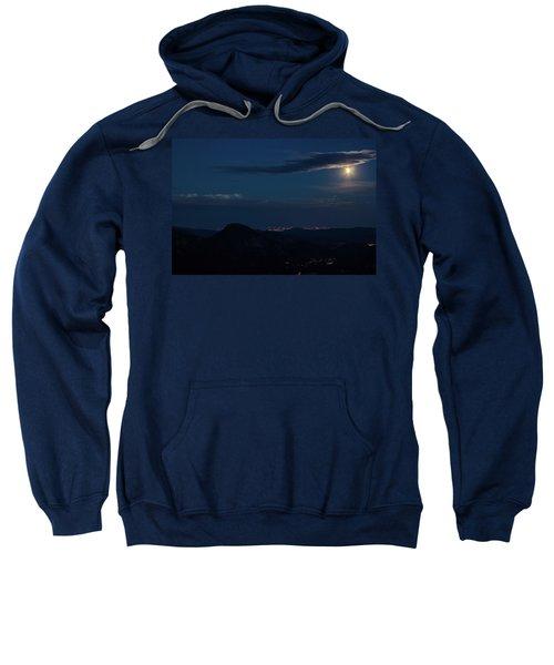 Super Moon Eclipse Sweatshirt