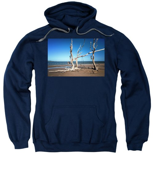Swingin' At Low Tide Sweatshirt