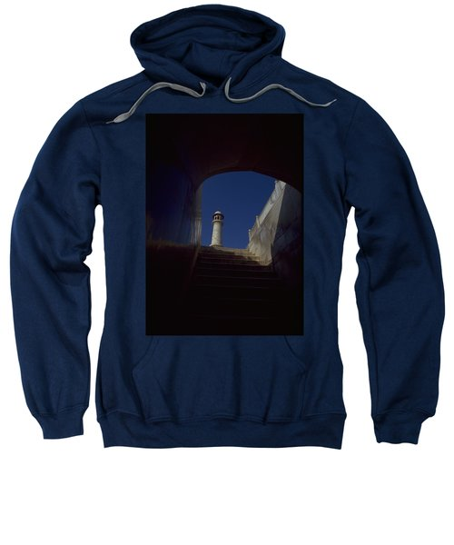 Taj Mahal Detail Sweatshirt