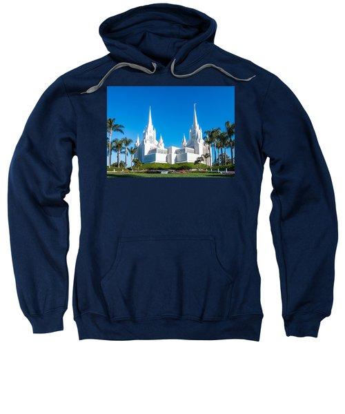 Temple Glow Sweatshirt