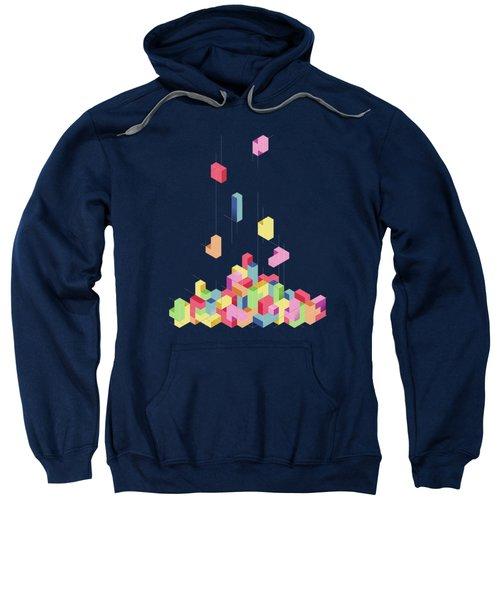 Tetrisometric Sweatshirt