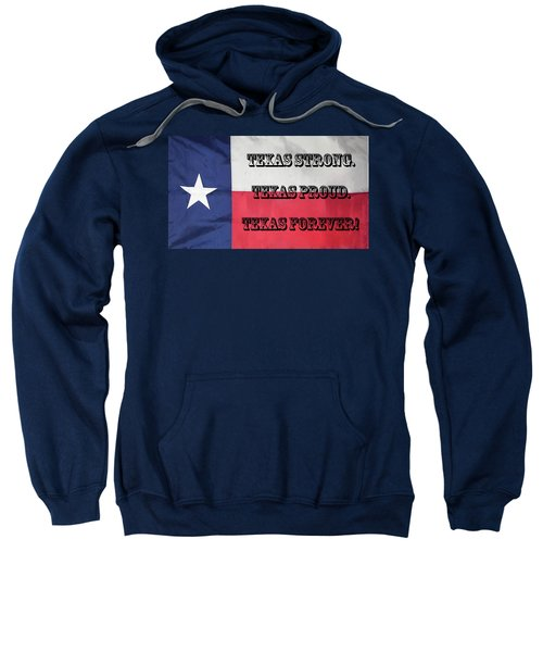 Texas Strong Sweatshirt