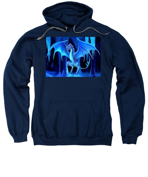 The Blue Ice Dragon Sweatshirt