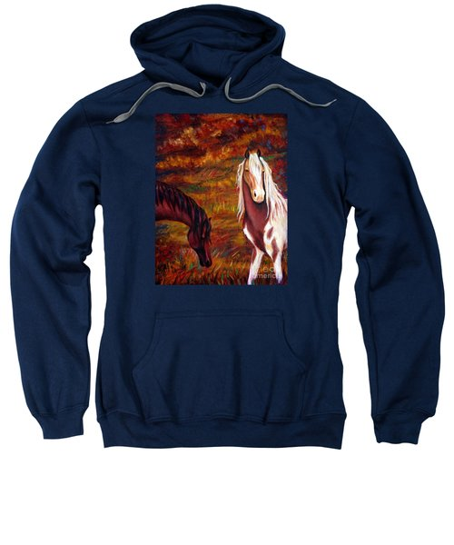 The Browns And The Paints Sweatshirt